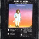 John Paul Young - Love Is In The Air 1977 ATLANTIC Sealed 8-track tape