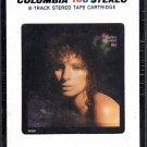 Barbra Streisand - Wet 1979 CBS TC8 Sealed 8-track tape