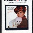 Barbra Streisand - Songbird Sealed 8-track tape