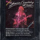 Shaun Cassidy - Shaun Cassidy Live Sealed 8-track tape