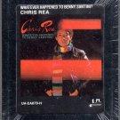 Chris Rea - Whatever Happened To Benny Santini 1978 Debut UA Sealed 8-track tape