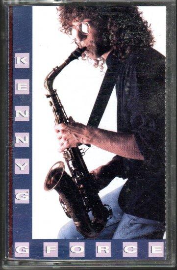 Kenny G - G Force Cassette Tape