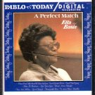 Ella Fitgerald & Count Basie - A Perfect Match Cassette Tape