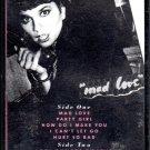 Linda Ronstadt - Mad Love Cassette Tape