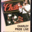 Charley Pride - Live Cassette Tape