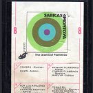 Sabicas & Montoya - The Giants Of Flamenco Ampex 8-track tape