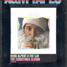 Herb Alpert And The Tijuana Brass - The Christmas Album Sealed 8-track tape