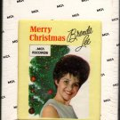 Brenda Lee - Merry Christmas Sealed 8-track tape