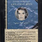 Linda Ronstadt - Greatest Hits Vol 2 8-track tape