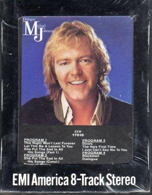 Michael Johnson - Dialogue 1979 EMI A43 8-track tape