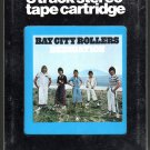 Bay City Rollers - Dedication Sealed 8-track tape