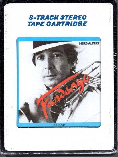 Herb Alpert - Fandango Sealed 8-track tape