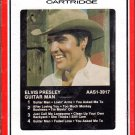 Elvis Presley - Guitar Man 8-track tape