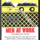 Men At Work - Business As Usual Cassette Tape