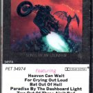 Meat Loaf - Bat Out Of Hell Cassette Tape