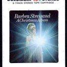 Barbra Streisand - A Christmas Album 8-track tape