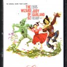 The Wizard Of Oz - Original Soundtrack Cassette Tape