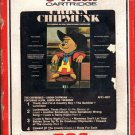 The Chipmunks - Urban Chipmunk 8-track tape