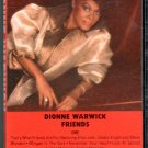Dionne Warwick - Friends Cassette Tape