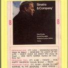 Frank Sinatra - Sinatra & Company Ampex 8-track tape
