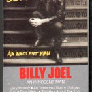 Billy Joel - An Innocent Man Cassette Tape