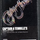 The Captain & Tennille - Greatest Hits Cassette Tape