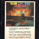 Folsom Prison Blues - Various Country 8-track tape