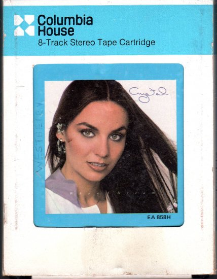 Crystal Gayle - When I Dream CRC 8-track tape