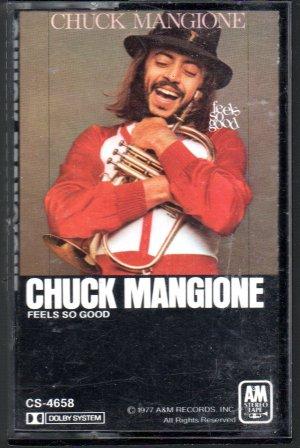 Chuck Mangione - Feels So Good Cassette Tape