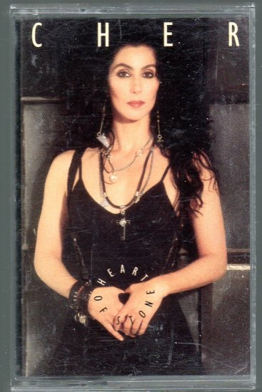 Cher (ilyn) Sarkisian - Heart Of Stone Cassette Tape