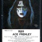KISS - Ace Frehley Cassette Tape