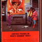 Aretha Franklin - Who's Zoomin' Who Cassette Tape