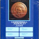 Cannonball Adderley - Lovers Sealed 8-track tape