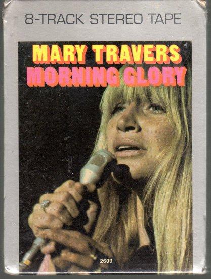 Mary Travers - Morning Glory Sealed 8-track tape
