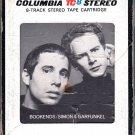 Simon & Garfunkel - Bookends 1968 CBS A4 8-track tape