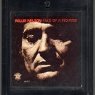 Willie Nelson - Face Of A Fighter 8-track tape