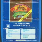 James Gang - 16 Greatest Hits 1973 GRT ABC 8-track tape