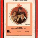 Lettermen - There Is No Greater Love 8-track tape