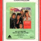 Bay City Rollers - Rock N' Roll Love Letters 1976 RCA ARISTA 8-track tape