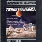 Three Dog Night - Three Dog Night 1978 CBS CSP 8-track tape