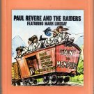 Paul Revere And The Raiders - Goin' To Memphis 1968 CBS 8-track tape