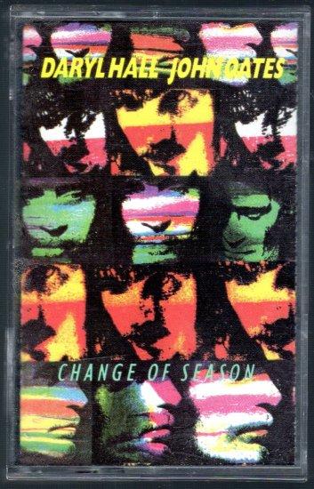 Daryl Hall & John Oates - Change Of Season Cassette Tape