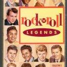 Rock 'n' Roll Legends Tape 3 - Various Artists Readers Digest Cassette Tape