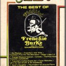 Frenchie Burke - The Best Of Fiddlin' Frenchie Burke 1981 DELTA 8-track tape
