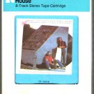 England Dan & John Ford Coley - Best Of England Dan & John Ford Coley 1979 CRC 8-track tape