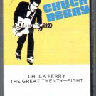 Chuck Berry - The Great Twenty-Eight Cassette Tape