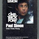 Paul Simon - One-Trick Pony Cassette Tape