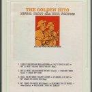 Lester Flatt & Earl Scruggs - The Golden Hits Bluegrass A39 8-track tape