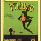 Purlie - Original Broadway Cast 1970 LONDON AMPEX Quadraphonic 8-track tape