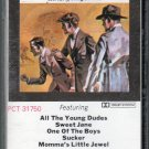 Mott The Hoople - All The Young Dudes Cassette Tape